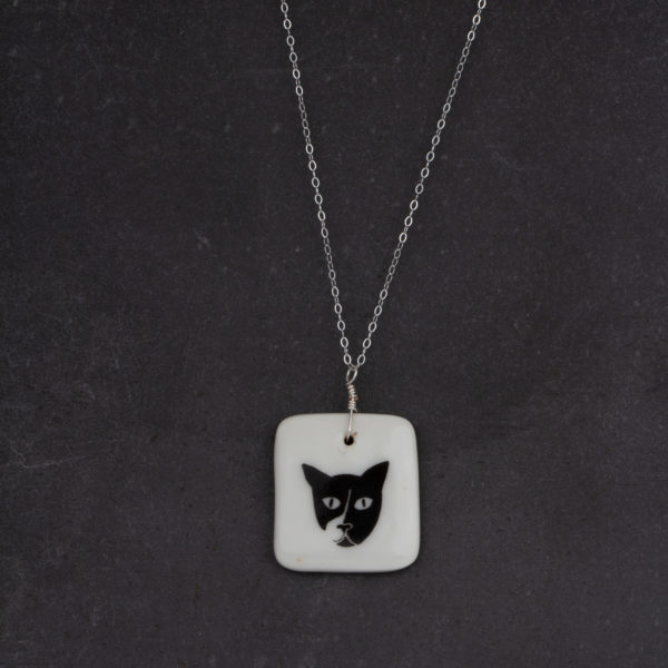 Mimi the Cat Necklace